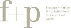 Franzen + Partner WirtschaftsDienst für Freie Berufe GmbH - Logo