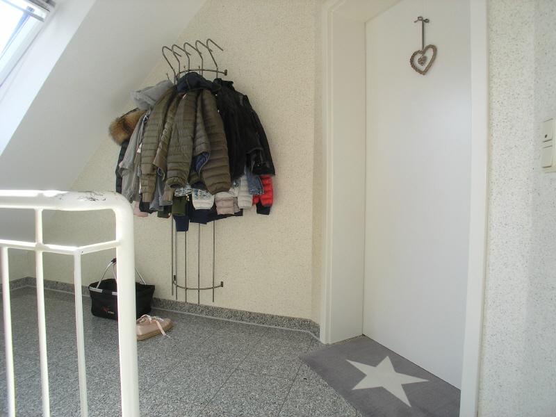 Garderobe und Eingangsbereich