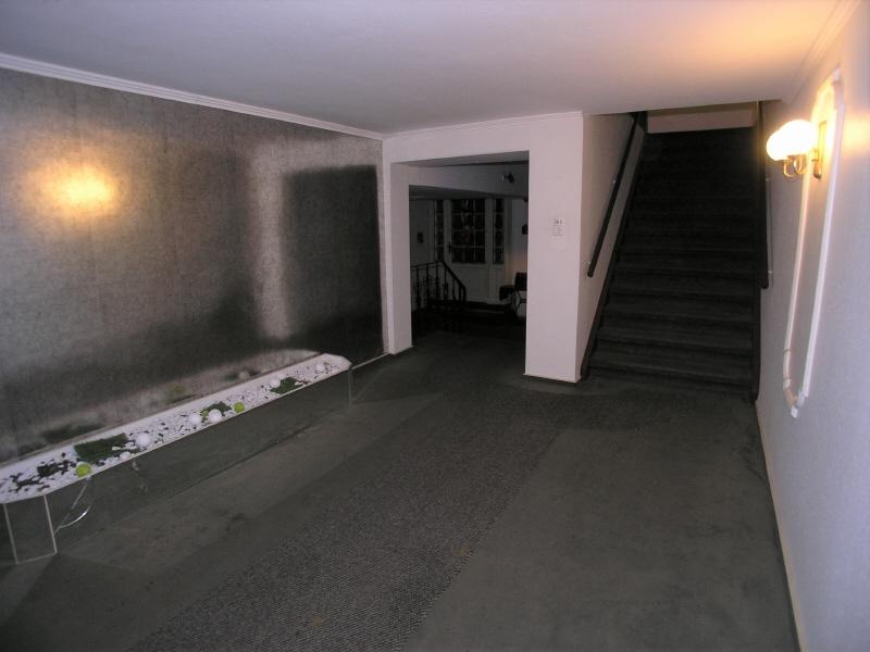 Eingangshalle zum Treppenhaus