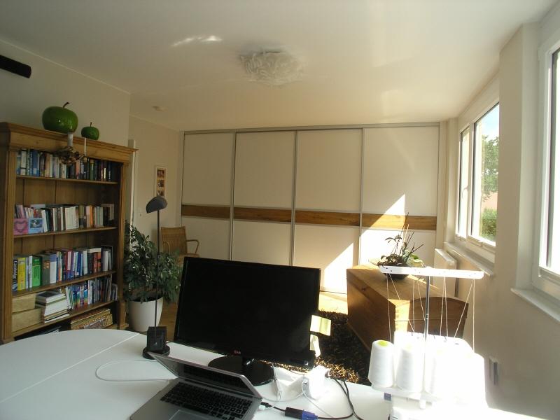 Arbeitszimmer Bild 2