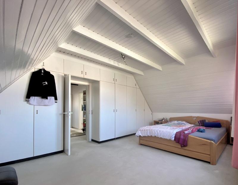 Schlafzimmer 1 Dachgeschoss