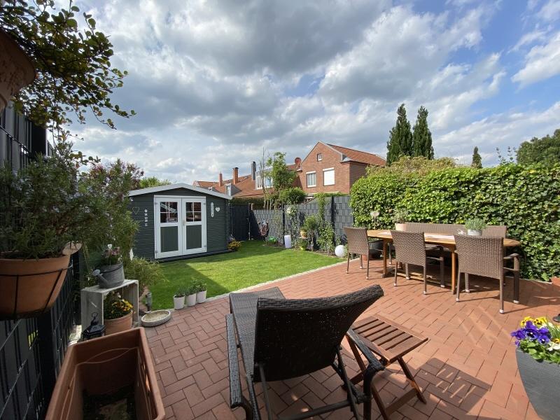 Terrasse und Garten Bild 2