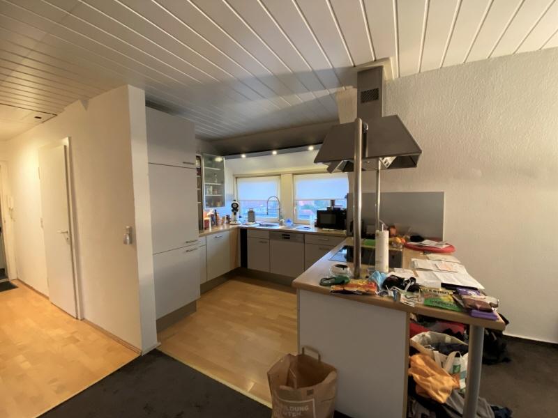 Wohnung DG vorne Küche