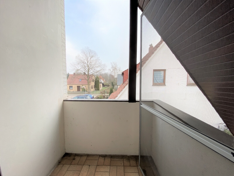 Balkon am Kinderzimmer