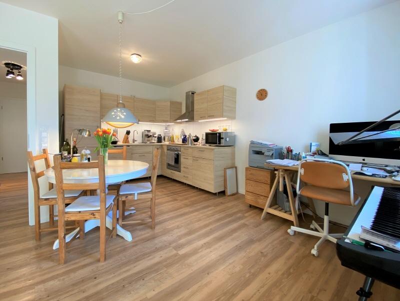 Essbereich und Küche Bild 1