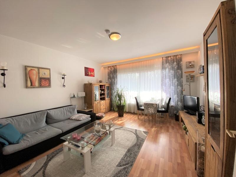 Wohnzimmer Einliegerwohnung Bild 1